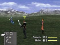 Final Fantasy 8 PS1 101