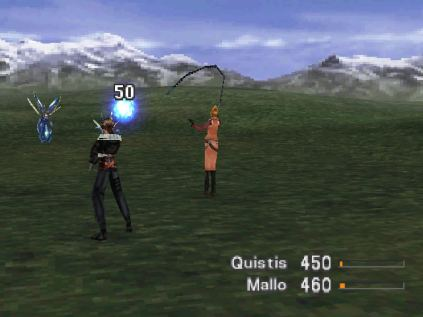 Final Fantasy 8 PS1 111