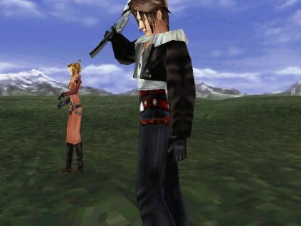 Final Fantasy 8 PS1 119