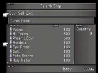 Final Fantasy 8 PS1 133