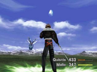 Final Fantasy 8 PS1 153