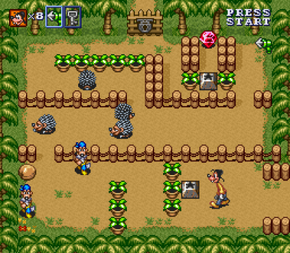 Goof Troop SNES 20