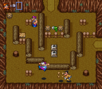 Goof Troop SNES 37