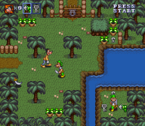 Goof Troop SNES 41