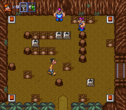 Goof Troop SNES 42