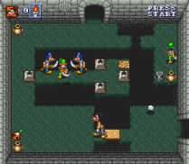 Goof Troop SNES 71