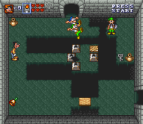 Goof Troop SNES 72