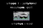 Mayhem In Monsterland C64 02