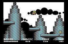 Mayhem In Monsterland C64 10