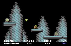 Mayhem In Monsterland C64 11