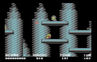 Mayhem In Monsterland C64 12