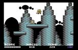 Mayhem In Monsterland C64 13