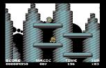Mayhem In Monsterland C64 18