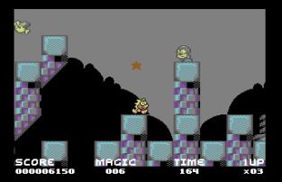 Mayhem In Monsterland C64 20