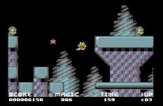 Mayhem In Monsterland C64 21