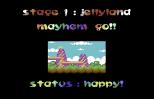 Mayhem In Monsterland C64 27