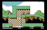 Mayhem In Monsterland C64 30