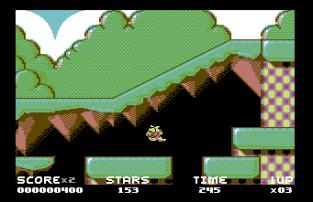 Mayhem In Monsterland C64 31