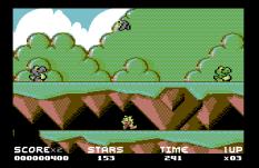 Mayhem In Monsterland C64 32