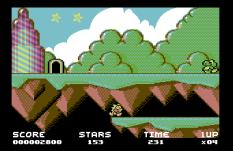 Mayhem In Monsterland C64 33