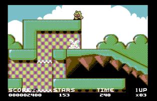 Mayhem In Monsterland C64 34