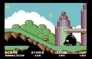 Mayhem In Monsterland C64 42