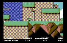 Mayhem In Monsterland C64 44