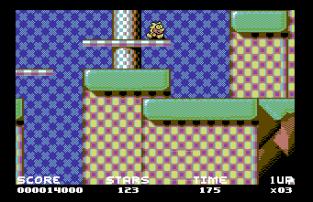 Mayhem In Monsterland C64 45