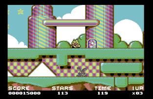 Mayhem In Monsterland C64 53