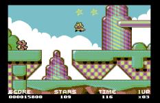 Mayhem In Monsterland C64 54