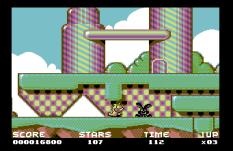 Mayhem In Monsterland C64 55