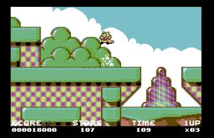 Mayhem In Monsterland C64 56