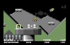 Mayhem In Monsterland C64 65