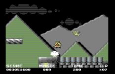 Mayhem In Monsterland C64 66