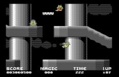 Mayhem In Monsterland C64 70