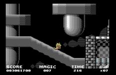 Mayhem In Monsterland C64 71