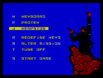 Saboteur 2 ZX Spectrum 02