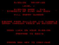 Saboteur 2 ZX Spectrum 03
