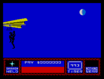 Saboteur 2 ZX Spectrum 05