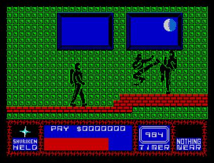 Saboteur 2 ZX Spectrum 09