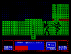Saboteur 2 ZX Spectrum 10
