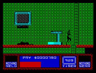 Saboteur 2 ZX Spectrum 20