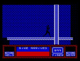 Saboteur 2 ZX Spectrum 21
