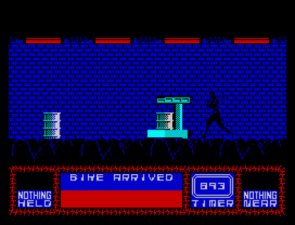 Saboteur 2 ZX Spectrum 23