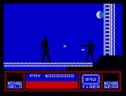 Saboteur 2 ZX Spectrum 34