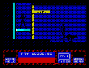 Saboteur 2 ZX Spectrum 42