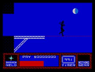 Saboteur 2 ZX Spectrum 44