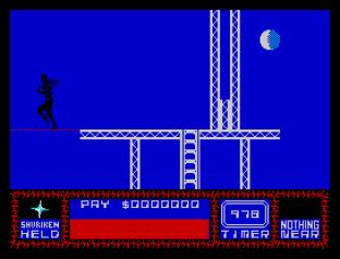 Saboteur 2 ZX Spectrum 45