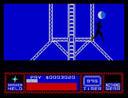 Saboteur 2 ZX Spectrum 53
