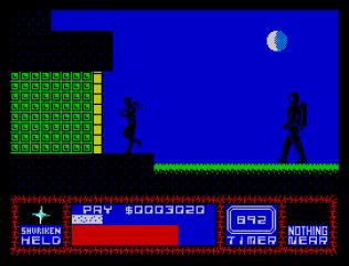 Saboteur 2 ZX Spectrum 54
